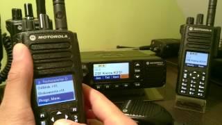 Motorola MotoTRBO DM4601, DP4601, DP4801 #SQ7PSQ [1080p]