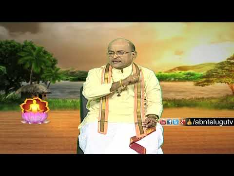 Garikapati Narasimha Rao About People Who Does Not Believe Existence Of a God | Nava Jeevana Vedam
