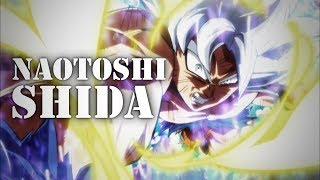 Every Naotoshi Shida Scene on Dragon Ball Super (Complete)