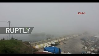 LIVE from Bosphorus after Russian navy vessel sinks following collision
