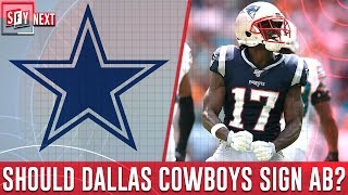 Cowboys desperate enough to sign Antonio Brown? Mahomes cursed by Madden and more | SFY NEXT