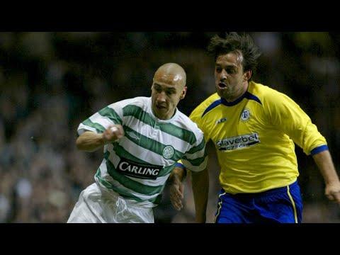Pohár UEFA 2003/4: Celtic Glasgow - Teplice (sezóna 2003/2004)