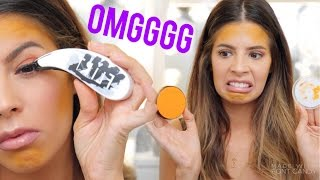 Testing Weird Beauty Products 2016