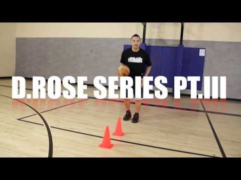 Basketball Training: NEW Derrick Rose &quot;Windy City Assassin&quot; Move