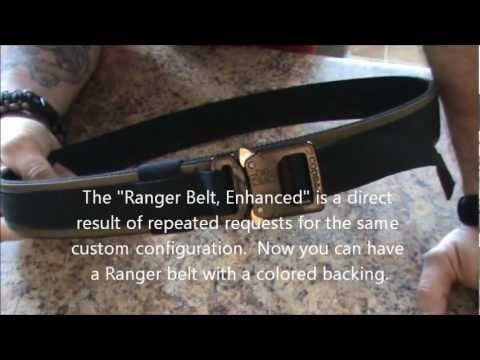 Ares Gear Enhanced Ranger Belt