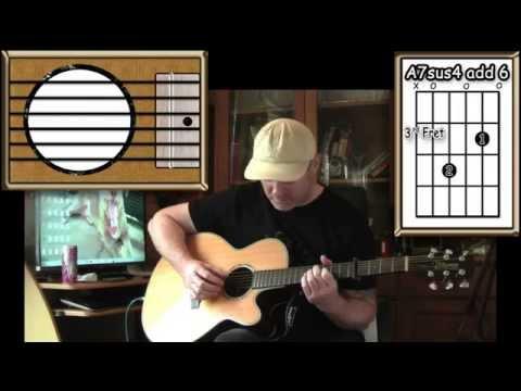 Scarborough Fair - Simon & Garfunkel - Acoustic Guitar Lesson