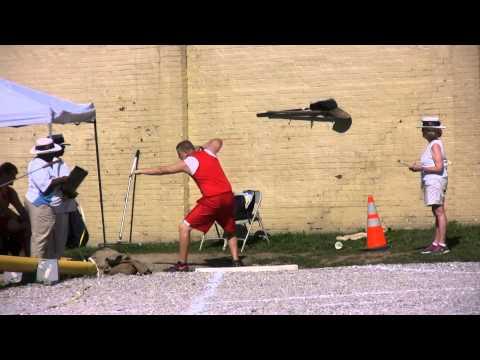 Christian Buckley (Poca High School) 2014 Best Performances