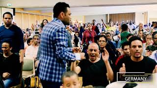 Holy Ghost Movement IN Germany with Prophet TAmrat TArekegn - AmlekoTube.com