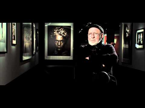 Albert Watson talks about his photo Golden Boy