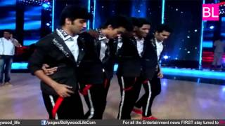 Team MJ5, the winner of 'India's Dancing Superstar