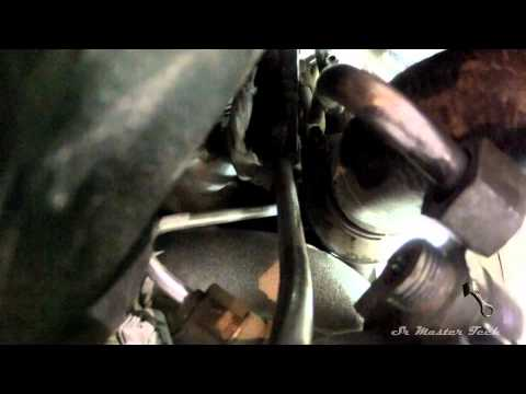6.0 Liter Ford Powerstroke - Flushing the Cooling System Part II - Including Why Oil Coolers Fail