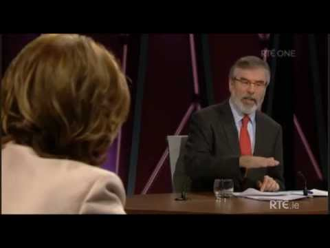 Joan Burton V. Gerry Adams - Tánaiste's salary