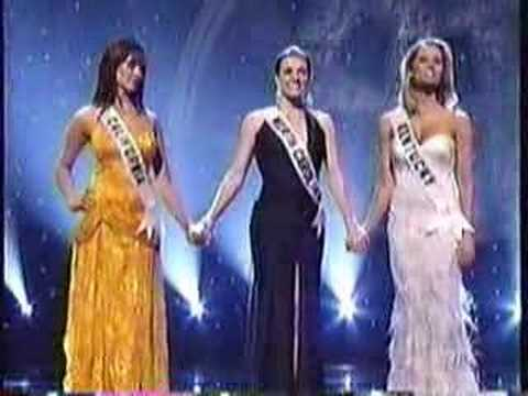 Miss USA 2005- Final Walk & Crowning Moment