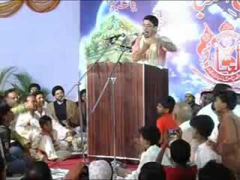 (6-11) Apni Qismat Azma K Dekhna - Mir Hasan Mir 2011 Manqabat Live in Hyderabad.flv thumbnail