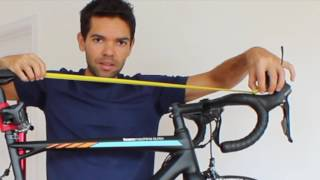 COMO TESTAR UMA BIKE.  WHAT IS IMPORTANT IN A TEST BICYCLE RIDE.