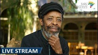 The official memorial service for national poet laureate and veteran activist Keorapetse Kgositsile