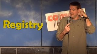 Nick Cobb - Registry (Funny Videos)