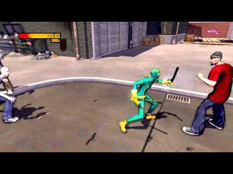 Kick Ass 2 The Game Gameplay(PC)