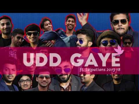 Udd Gaye | ft. Lajpatians | Batch of 2013-18 | IIT Kharagpur