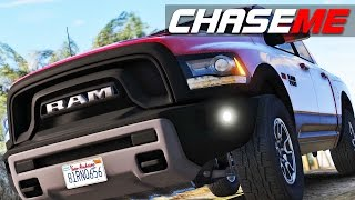 Chase Me E07 - Off-Road Pursuits | 2016 Dodge Ram Rebel