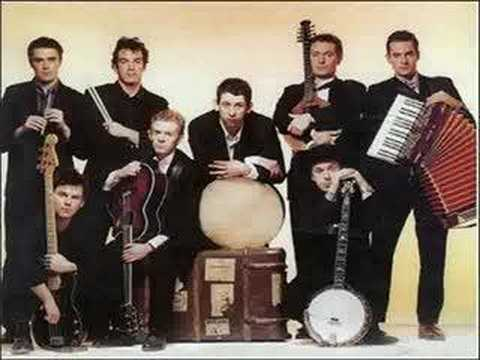 The Pogues - Dark Streets Of London