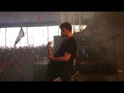 Royal Blood - Glastonbury 2014