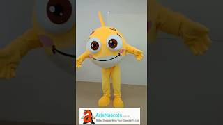 adult fancy fish mascot costume for sale custom mascot costumes at arismascots mascota