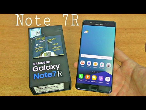 Samsung Galaxy Note 7R New phone from Samsung.ReSurprize version.