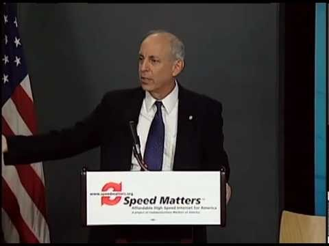 Speed Matters: Larry Cohen speaks at the Internet Speed Report Launch