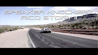 Speaker Knockerz- Rico Story II (Movie Trailer 3) | Shot PJ @Plague3000