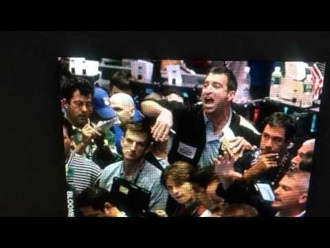 """URGENT: """"Wall Street Stock Market Falling"""" Down -291"""