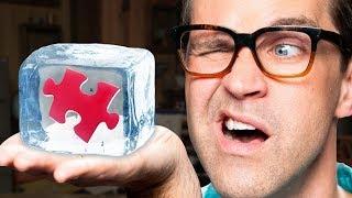 Ice Puzzle Challenge