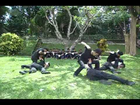 World most popular Sri Lankan martial art video
