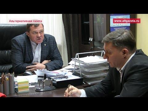 Очередные разборки депутата и главы города