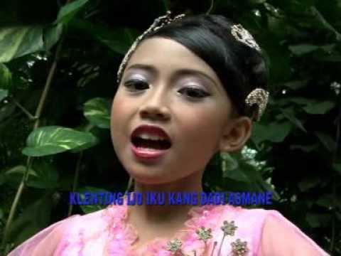 Lagu Anak Anak - Ande ande Lumut - Madina