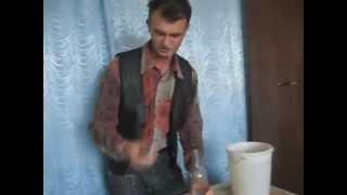 Изготовление фонарика-подсвечника из бутылки