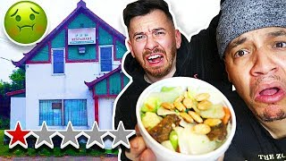 Eating At The Worst Reviewed Restaurant In My City (Less Than 1 Star Rated)