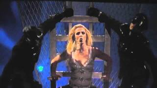 Britney Spears - Hold It Against Me (Femme Fatale Tour Live Hartford) (HD)