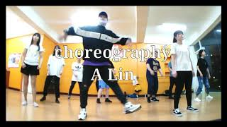 London on da track - Throw Fits - choreography by ALin