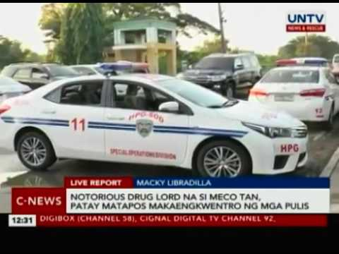 Big Time Drug Lord and Shabu Lab. Operator Was Killed In Valenzuela