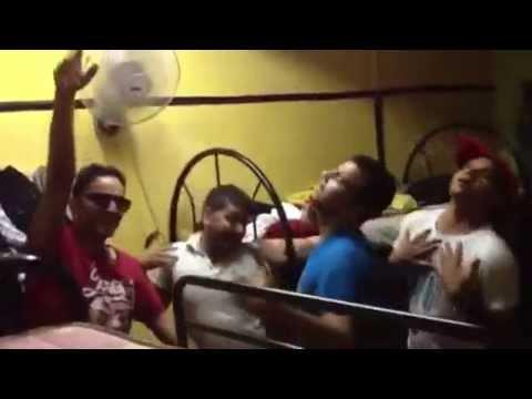 Punjabi Boys Doing Fun In Hostel In Singapore video