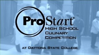 Daytona State College - ProStart Competition 2012