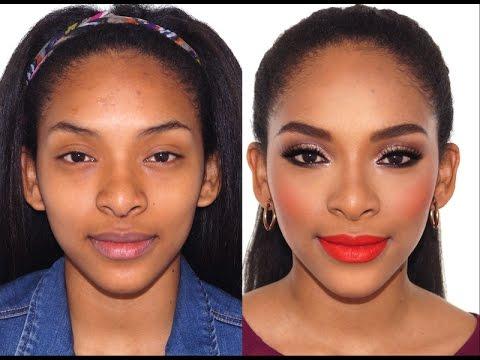 Maquillaje para pieles Oscuras - Perfecto para Verano