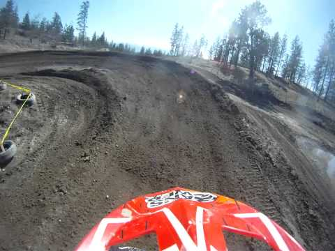 Kelowna MX Track Spring 2013