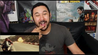 MISSION: IMPOSSIBLE ROGUE NATION OFFICIAL TRAILER #2 REACTION & REVIEW!!!