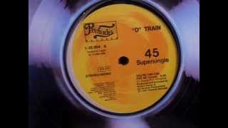 """D-TRAIN - You're the one for me - 1981. vinyl 12"""" extended version."""