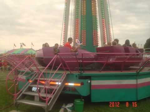 Martin County MN Fair 2012 -Bergeron Family
