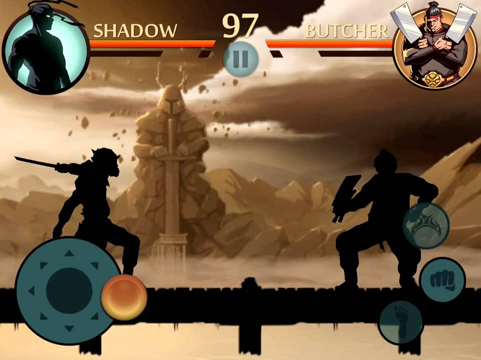 Gates of Shadows Shadow Fight 2 — Gates of