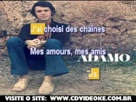 Adamo   C'est Ma Vie