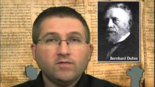 Video: Isaiah can be divided into 3 parts; written by 3 different authors; and in 3 different time periods, Bible scholars claim - Christopher Heard